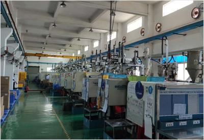 50-1000吨注塑加工注塑机